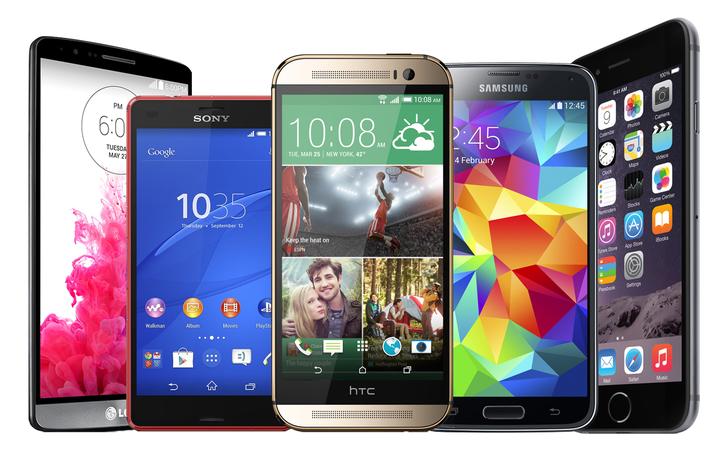 الهواتف الذكية – افضل الهواتف الذكية فى عام 2014
